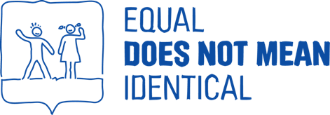 Equal does not mean identidad